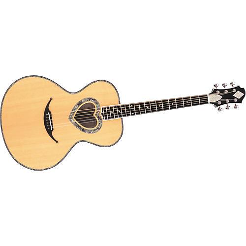 Zemaitis GZAS300-Heart Acoustic Guitar-thumbnail