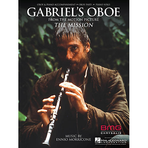 Hal Leonard Gabriel's Oboe (from The Mission) Oboe and Piano Series-thumbnail