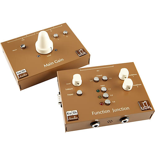 Kush Audio Gain Train (Main Gain & Function Junction package)