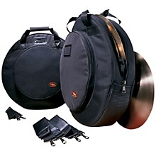 Humes & Berg Galaxy Deluxe Cymbal Bag with Padded Dividers