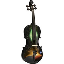 Rozanna's Violins Galaxy Ride Series Violin Outfit 1/2