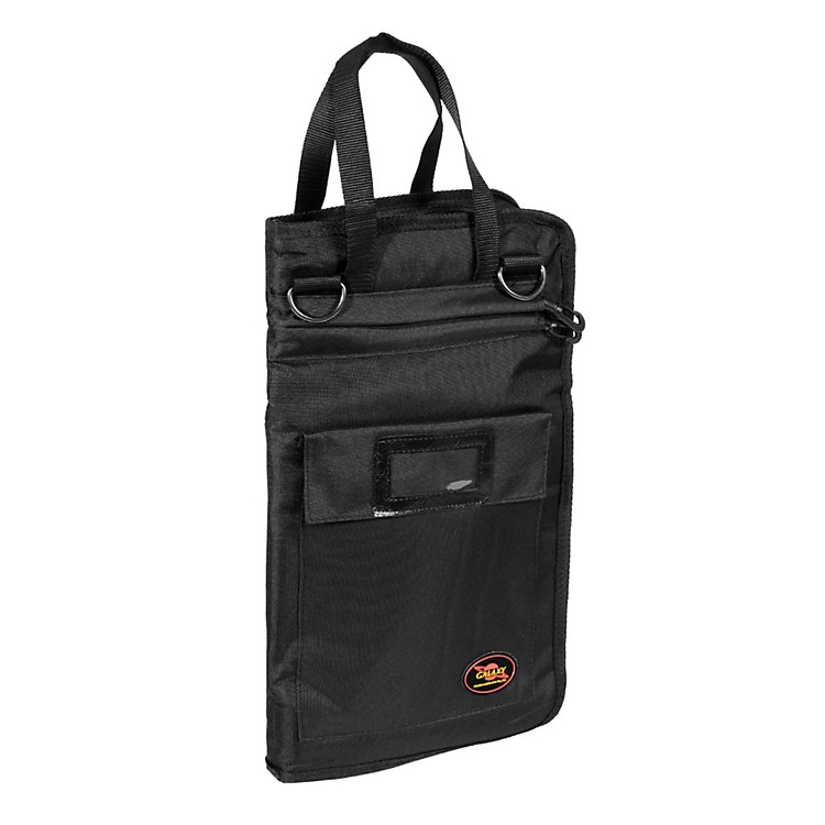 Humes & Berg Galaxy Stick Bag with Shoulder Strap Black
