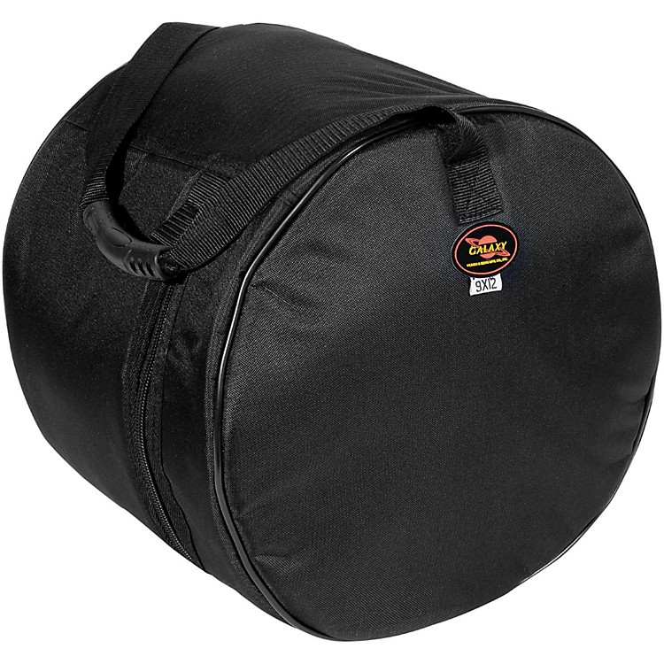 Humes & Berg Galaxy Tom Drum Bag Black 9x12