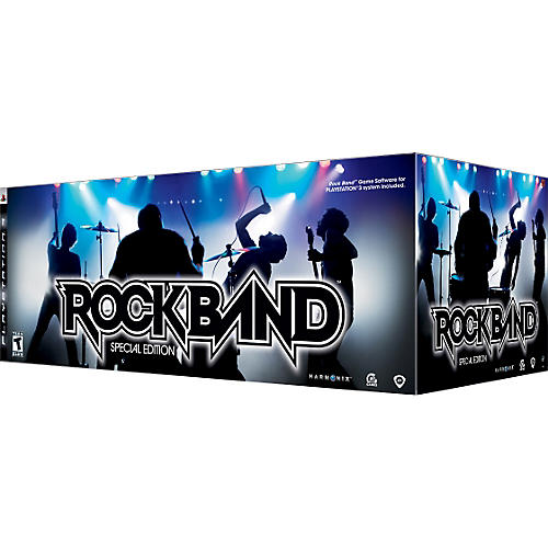 Rock Band Game Bundle