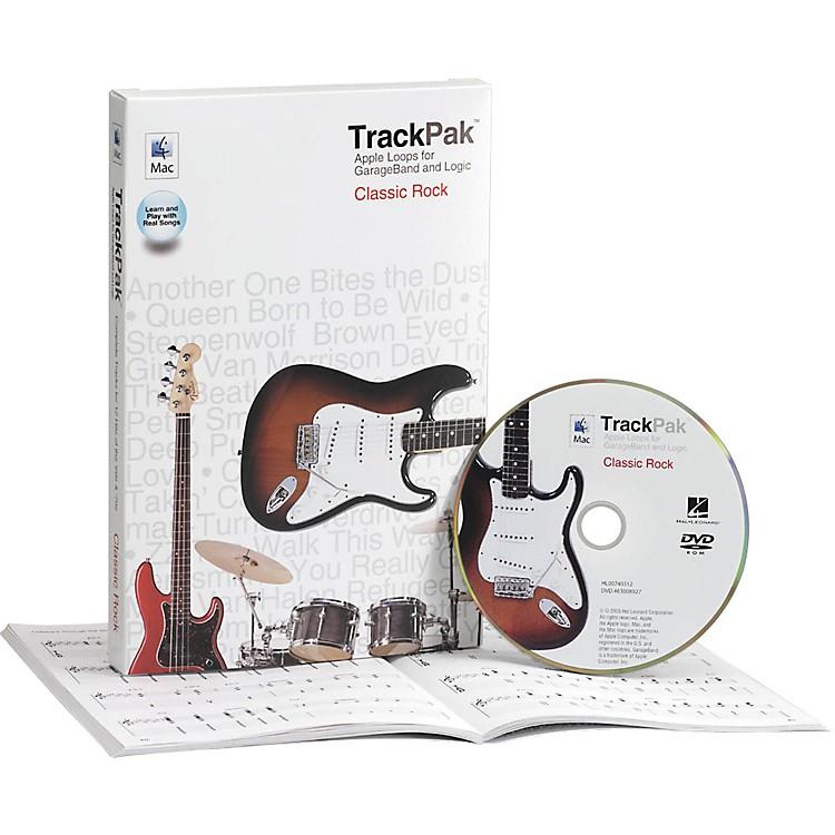 Hal LeonardGarageBand Classic Rock TrackPak (Book/DVD-ROM)