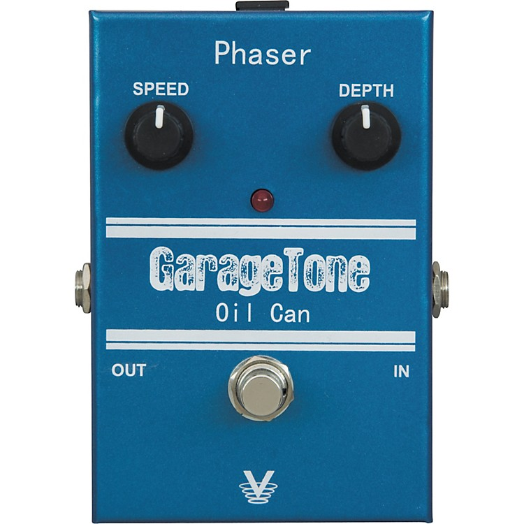 Visual SoundGarageTone Series Oil Can Phaser Guitar Effects Pedal