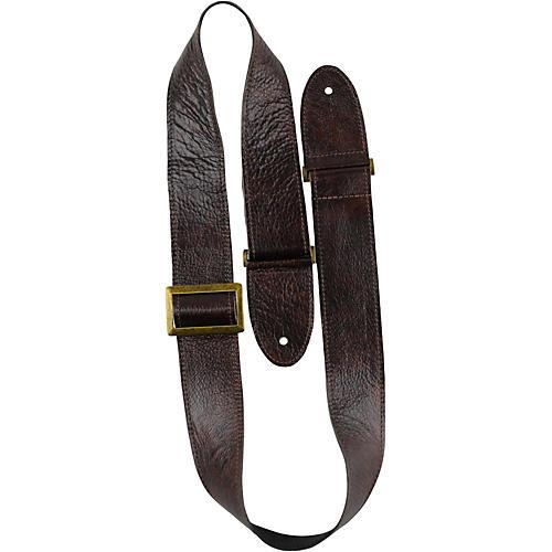 Perri's Garment Leather Classy Line Guitar Strap-thumbnail