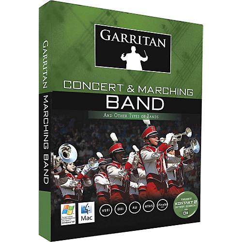 Garritan Garritan Concert and Marching Band Sound Library-thumbnail