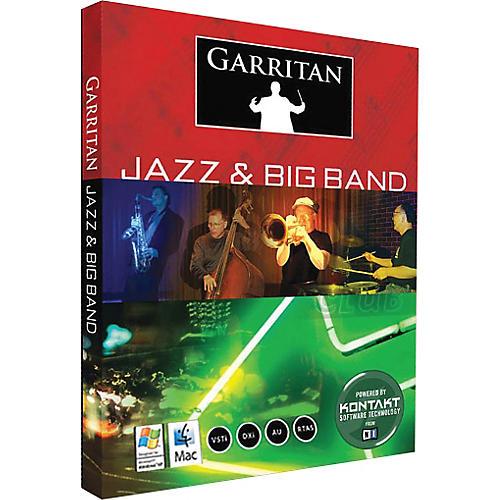 Garritan Garritan Jazz and Big Band Sound Library