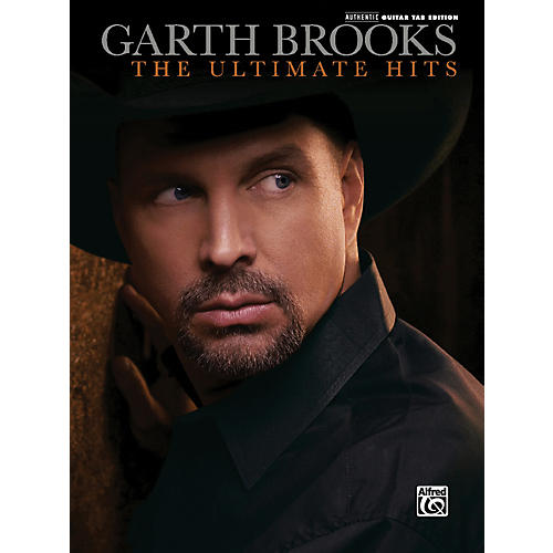 Alfred Garth Brooks Ultimate Hits Guitar Tab Book