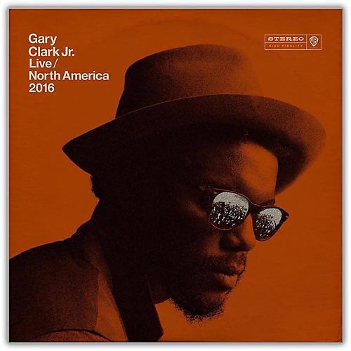 WEA Gary Clark Jr. - Live North America 2016 Vinyl LP-thumbnail