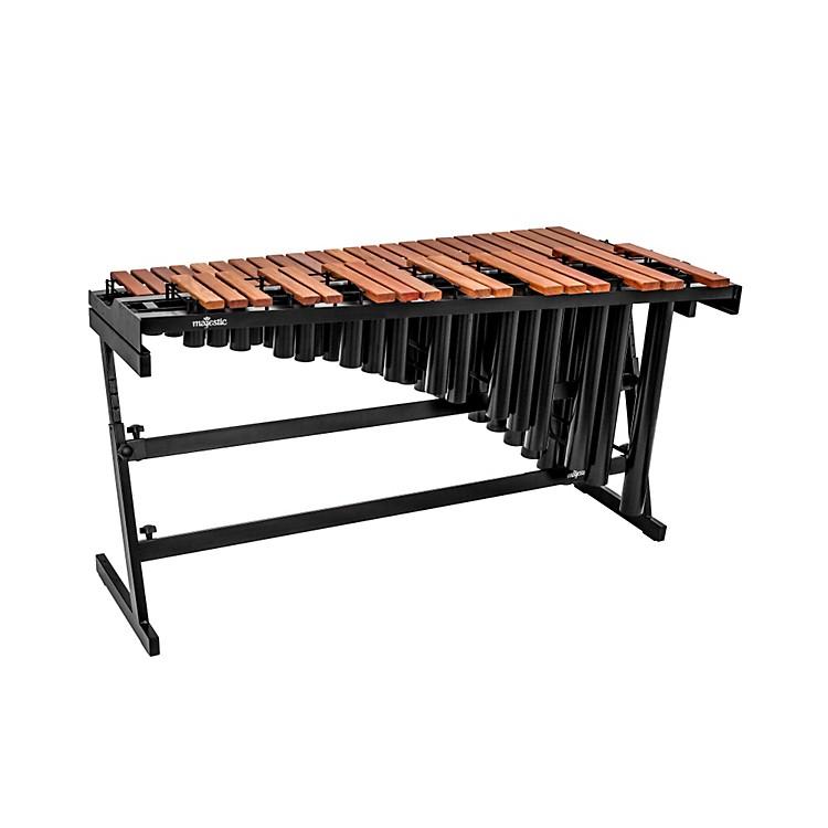 MajesticGateway Series 3.3-Octave Padauk Bar Practice Marimba w/ Resonators