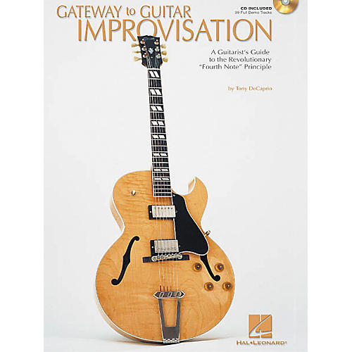 Hal Leonard Gateway to Guitar Improvisation (Book/CD)