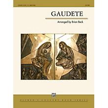 Alfred Gaudete Concert Band Grade 3.5 (Medium)