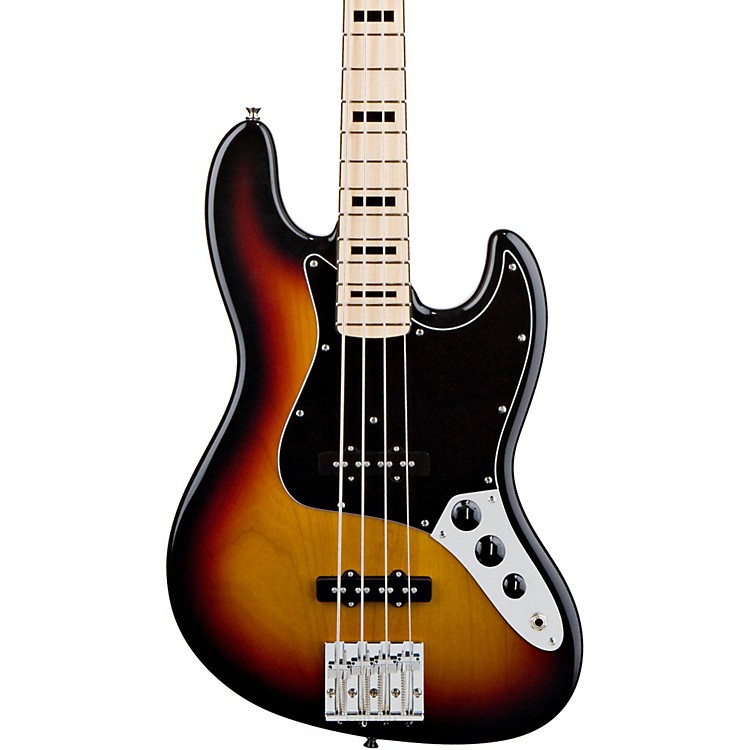 Fender Geddy Lee Signature Jazz Bass 3 Color Sunburst