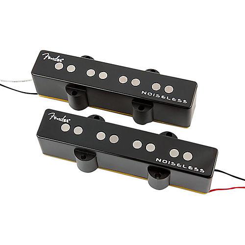 Fender Gen 4 Noiseless Jazz Bass Pickups-thumbnail