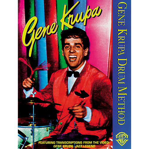 Alfred Gene Krupa Drum Method Video-thumbnail