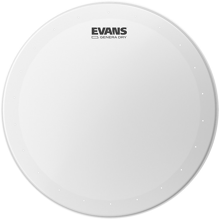 Evans Genera Dry Batter Snare Head  14 Inches