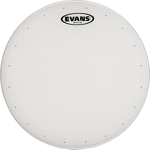 Evans Genera Dry Batter Snare Head  14 in.