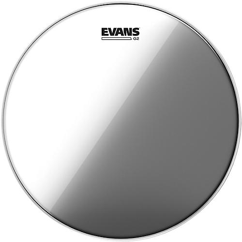 Evans Genera G2 Clear Bass Drumhead  22 in.