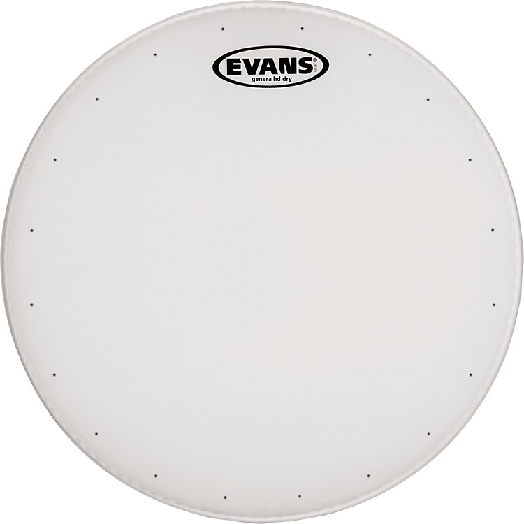 EvansGenera HD Dry Batter Coated Snare Head12 inch