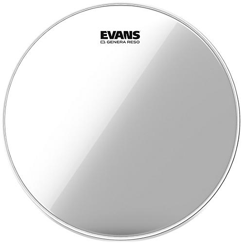 Evans Genera Resonant Clear Drumhead  10 in.