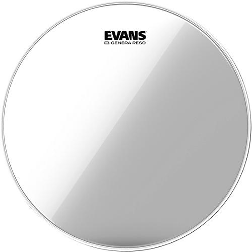 Evans Genera Resonant Clear Drumhead  12 in.