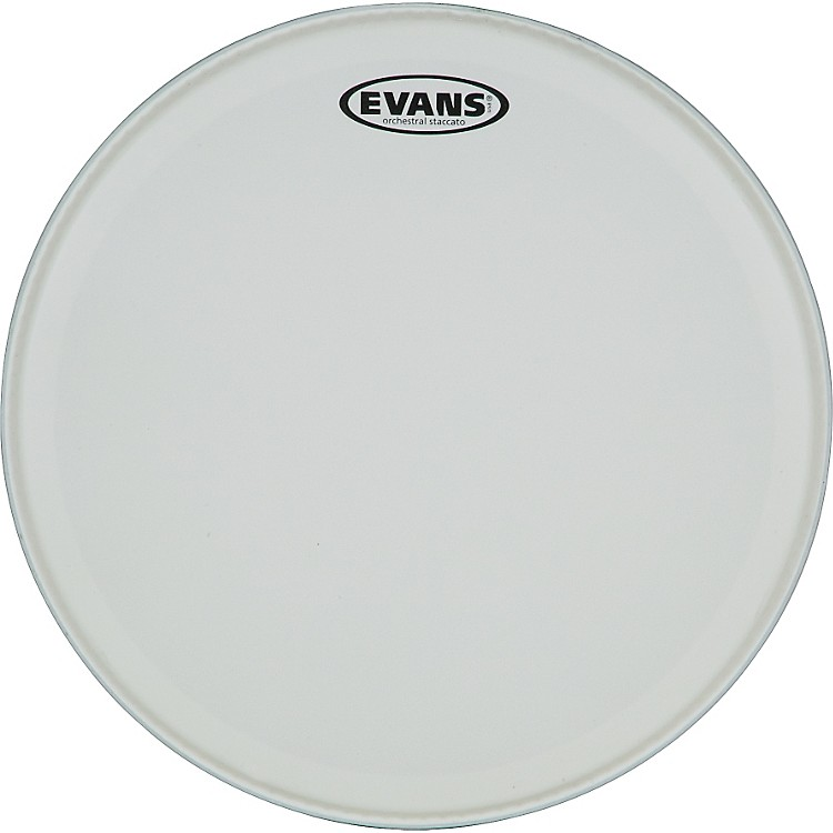 Evans Genera Staccato Coated Head  14 Inch