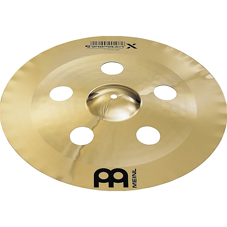 Meinl Generation X China Crash Cymbal 19 In
