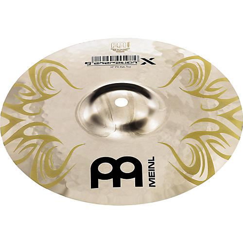 Meinl Generation X  FX Hats 8 in.