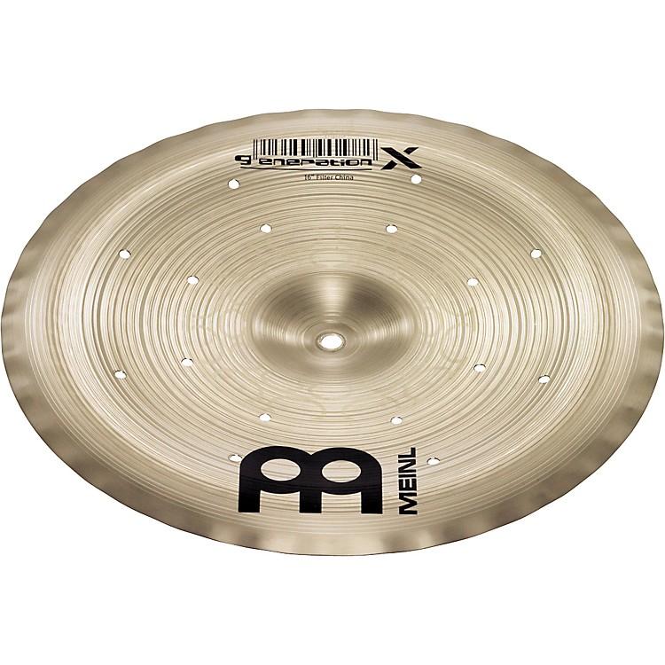 MeinlGeneration X Filter China Cymbal16