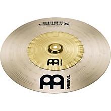Meinl Generation X Johnny Rabb Safari Crash Effects Cymbal 16 in.