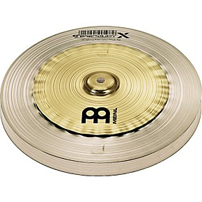 meinl generation x johnny rabb safari hi hat effects cymbals 12 in musician 39 s friend. Black Bedroom Furniture Sets. Home Design Ideas