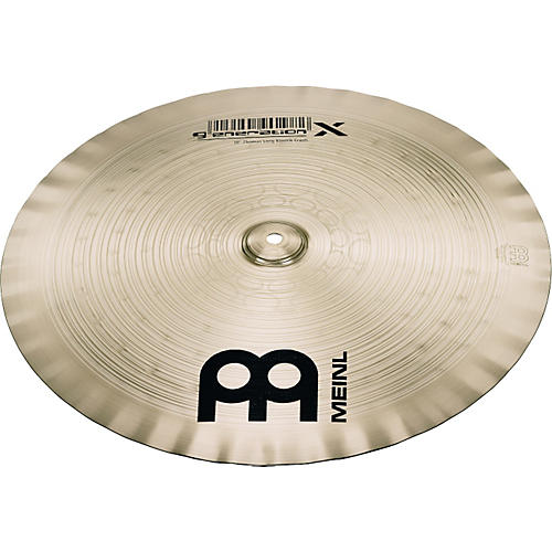 Meinl Generation X Kinetik Crash Cymbal 18 in.