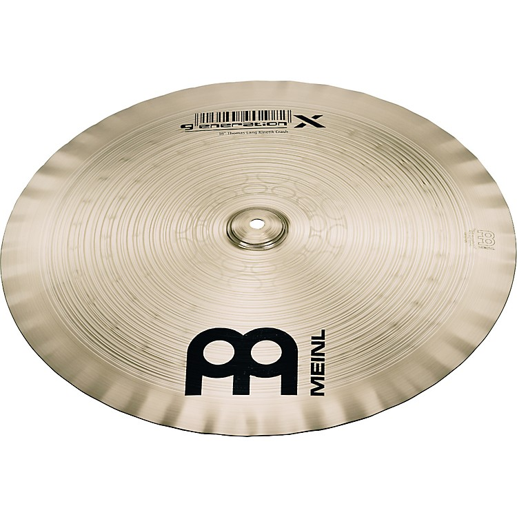 Meinl Generation X Kinetik Crash Cymbal 18