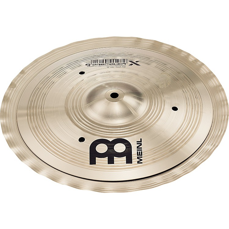 Meinl Generation X Signature Benny Greb Trash Hat Hi-Hat Effects Cymbal