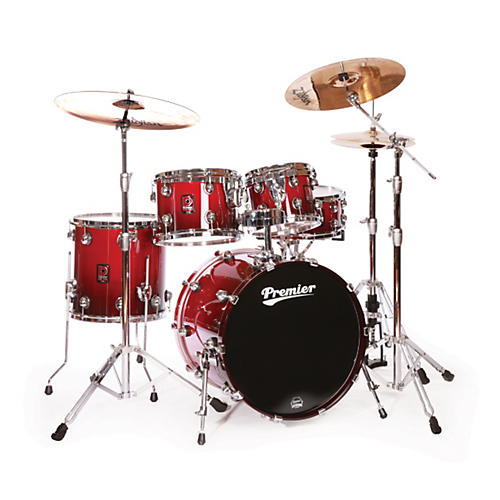 Premier Genista Maple Stage 22 5-Piece Shell Pack