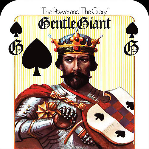 Alliance Gentle Giant - Power & the Glory (Mixed By Steven Wilson)