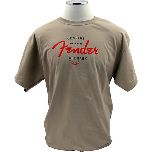 Fender Genuine Trademark T-Shirt