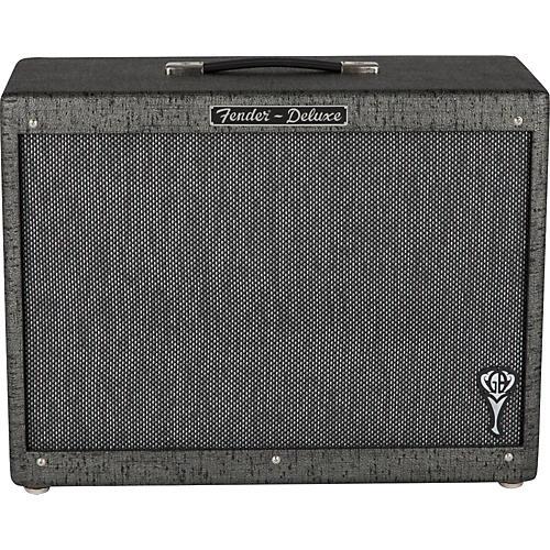 Fender George Benson Signature Hot Rod 1x12 Guitar Cab Black