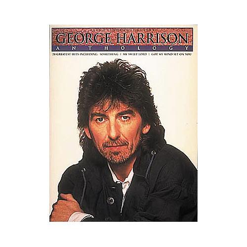 Hal Leonard George Harrison Anthology Songbook-thumbnail