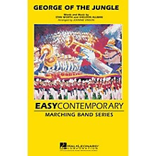 Hal Leonard George Of The Jungle Marching Band Level 2-3 Arranged by Johnnie Vinson