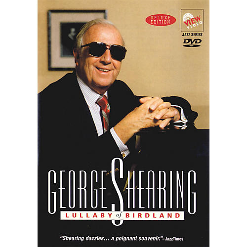 View Video George Shearing - Lullaby of Birdland DVD Series DVD Performed by George Shearing-thumbnail