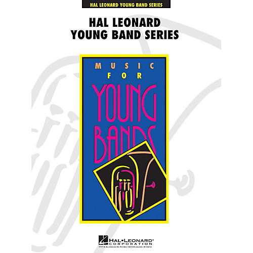 Hal Leonard George of the Jungle Concert Band Level 3 Arranged by Jay Bocook