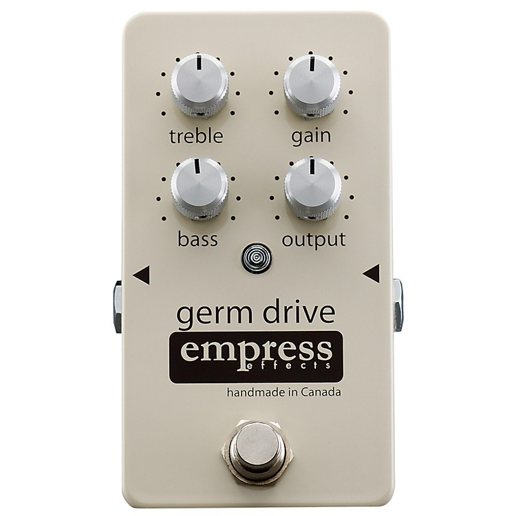 Empress Effects Germ Drive Analog Overdrive Guitar Effects Pedal