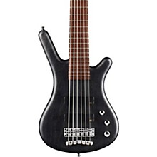 Warwick German Pro Series Corvette Ash Active 6-String Electric Bass Guitar