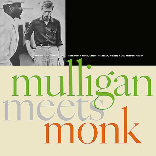 Alliance Gerry Mulligan - Mulligan Meets Monk
