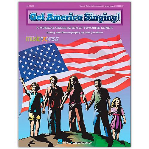 Hal Leonard Get America Singing! Classroom Kit-thumbnail