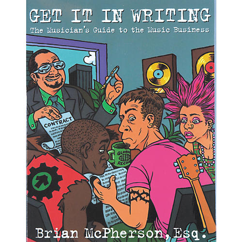 Hal Leonard Get It in Writing Book-thumbnail