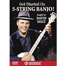 Homespun Get Started on 5-String Banjo! (DVD)